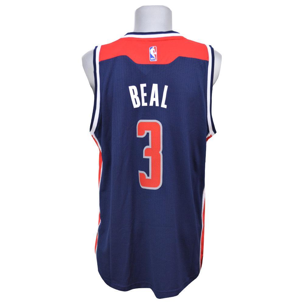 【セール】NBA ウィザーズ ブラッドリー・ビール ユニフォーム 2014-15 New Swingman ユニフォーム Adidas【1707NBA】
