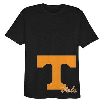 NCAA T 恤黑團隊版 NCAA 大學真正的交易 t 恤衫