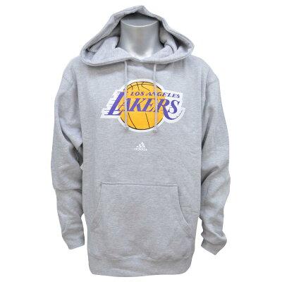 NBA レイカーズ フリースパーカー アディダス/Adidas