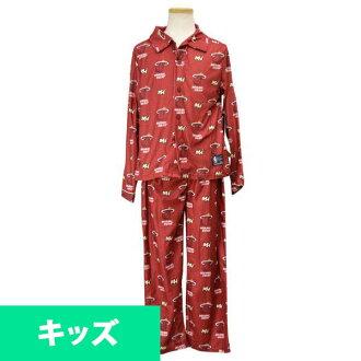NBA 熱孩子睡衣設置紅色十字章 UNK 睡衣組