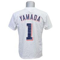 Majestic NPB 東京ヤクルトスワローズネーム&ナンバー Tシャツ - 東京ヤクルトスワローズネーム&ナンバーTシャツ再入荷!