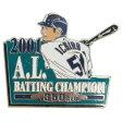 MLB マリナーズ イチロー 2001 首位打者 350avg 記念 ピンバッジ Pro Specialties Group(プロ スペシャリティーズ グループ)