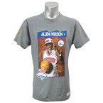 NBA 76ers アレン・アイバーソン ドラフト ピック Tシャツ ミッチェル&ネス/Mitchell & Ness