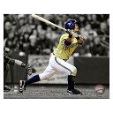MLB ブリュワーズ 青木宣親 2013 スポットライト アクション フォト フォトファイル/Photo File
