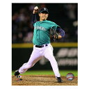 MLB マリナーズ 岩隈久志 2012 アクション フォト フォトファイル/Photo File