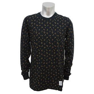耐克喬丹 /NIKE 約旦空氣約旦 5 長袖 T 恤黑色