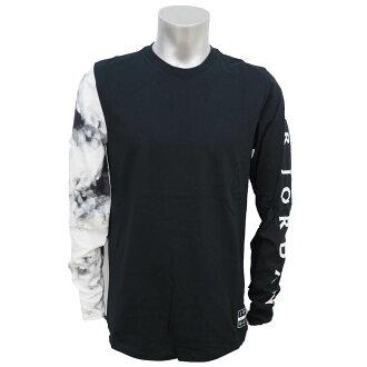 耐克喬丹 /NIKE 約旦列印夢想長袖 T 恤黑色