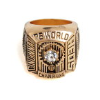 秋山翔吾 選手所属 MLB シンシナティ・レッズ 1976年度 ワールドシリーズ 優勝記念レプリカリング SGA レアアイテム