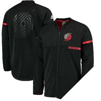 訂購,訂購的NBA跟踪運動衣2016開大衣準備活動茄克愛迪達/Adidas黑色