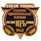 NFL 49ers スティーブ・ヤング ピンバッジ Peter David レアアイテム