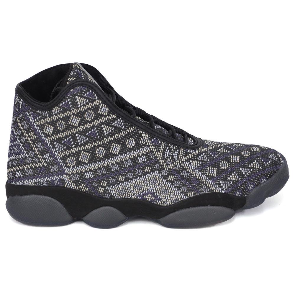 ナイキジョーダン/Nike Jordan ホライズン プレミアム Horizon Premium ブラック/パープル/スティール:MLB.NBAグッズショップ SELECTION
