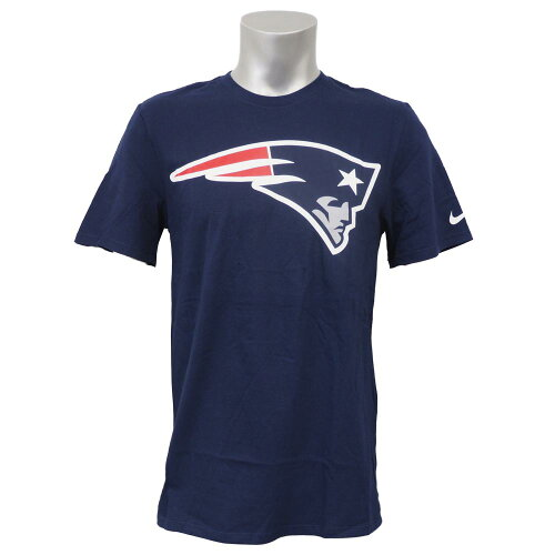 NFL ペイトリオッツ エッセンシャル ロゴ Tシャツ ナイキ/Nike カレッジネイビー 789316-419