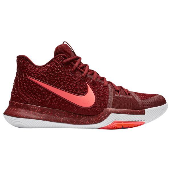 お取り寄せ ナイキ カイリー/Nike KYRIE カイリー 3 Kyrie 3 852395-681 チームレッド/トータルクリムゾン/ホワイト:MLB.NBAグッズショップ SELECTION