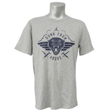 ナイキ ジョーダン/NIKE JORDAN エリート スコードロン Tシャツ ダークグレー 748549-063 レアアイテム