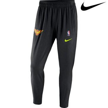 NBA Nike/ナイキ ホークス ショータイム パフォーマンス パンツ ブラック