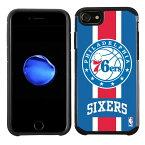 お取り寄せ NBA 76ers iPhone 6/6s/7/8 ユニバーサル ケース