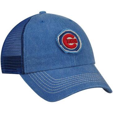 お取り寄せ MLB カブス メッシュキャップ/帽子 バーンステッド クリーンナップ 47 ブランド/47 Brand