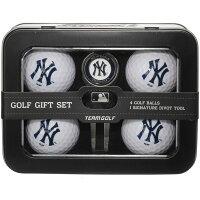 MLB  ゴルフボール&ディボットツール セット 父の日 - MLBゴルフボールセット&タオル&ナップサック新入荷!