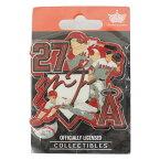 MLB エンゼルス マイク・トラウト ピンバッジ/ピンズ オーバーサイズ