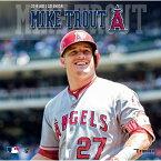 ご予約 MLB エンゼルス マイク・トラウト 2019 プレイヤー カレンダー ターナー/Turner