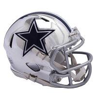 Riddell NFL カウボーイズ ミニ ヘルメット オルタネート スピード - NFL カウボーイズ&49ers ミニヘルメット新入荷!