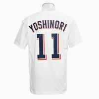 NPB 背番号Tシャツ - ヤクルト由規選手とジャイアンツ上原浩治投手の背番号Tシャツが新入荷!
