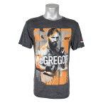 UFC コナー・マクレガー Tシャツ トリビュート リーボック/Reebok グレー