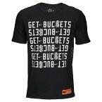 KYRIE カイリー・アービング Tシャツ アンクル ドリュー ゲットバック ナイキ/Nike ブラック BQ6207-010【1910価格変更】【1911NBAt】