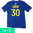 NBA ウォリアーズ ステファン・カリー ステフィン・カリー Tシャツ アイコン ネーム&ナンバー ナイキ/Nike ブルー
