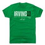 NBA Tシャツ セルティックス カイリー・アービング プレーヤー アート 500Level グリーン【1910価格変更】【1911NBAt】