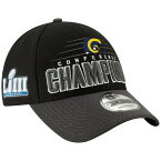 ご予約 NFL ラムズ キャップ/帽子 NFC カンファレンスチャンピオン ロッカールーム キャップ ニューエラ/New Era【1910価格変更】【191028変更】