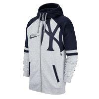 【取寄】Nike MLB フルジップ ウォークオフ パーカー - 特大チームロゴがキャッチーなMLBパーカー取寄スタート!