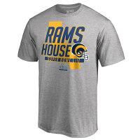 【取寄】NFL 第53回スーパーボウル 進出記念 Tシャツ - 第53回スーパーボウル 進出記念!ラムズ&ペイトリオッツのTシャツが新入荷!