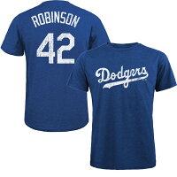 【取寄】Majestic MLB ヴィンテージ TEE - ヴィンテージ風!MLB選手ネーム&ナンバーTシャツ取寄スタート!