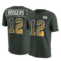 【取寄】NIKE NFL プリズム ネーム&ナンバー Tシャツ - 個性派ボックスロゴ!NFLネーム&ナンバーTシャツ取り寄せスタート!!
