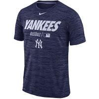 MLB ヤンキース ベロシティ ドライTシャツ - スポーツ時にピッタリ!!NIKE × MLBのTシャツ新入荷!