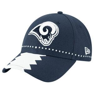 NFL ラムズ キャップ/帽子 2019 ドラフト オンステージ アジャスタブル ニューエラ/New Era