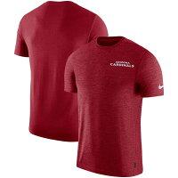 【取寄】お取り寄せ NFL カーディナルス Tシャツ オン フィールド コーチズ UV パフォーマンス ナイキ/Nike カーディナル - トレーニングにオススメ!NFLシンプルロゴTEE取寄スタート!