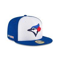 MLB ブルージェイズ キャップ/帽子 150th アニバーサリー 59FIFTY ニューエラ/New Era オルタネート 3 - MLBトロントブルージェイズのアイテム新入荷!