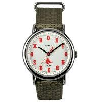 MLB レッドソックス ウィークエンダー MLB トリビュート コレクション TIMEX - アメリカの老舗時計ブランドTIMEXとMLBのコラボウォッチ新入荷!
