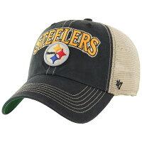 【取寄】お取り寄せ NFL スティーラーズ キャップ/帽子 ヴィンテージ タルカルーサ アジャスタブル 47 Brand - USEDデザイン!NFLメッシュCAP取寄スタート!