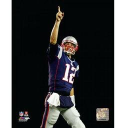 トム・ブレイディ ペイトリオッツ NFL フォト Photo File