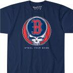 MLB ボストン・レッドソックス Tシャツ ユア ベース アスレティック ティール【lb1910変更】【1112】