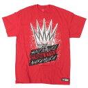 WWE 中邑真輔 Tシャツ キング・オブ・ストロングスタイル WWE Authentic レッド