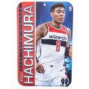NBA 八村塁 ワシントン・ウィザーズ プラスチックサインボード ウィンクラフト/WinCraft