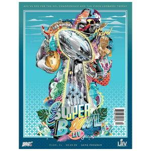 ご予約 NFL 第54回 スーパーボウル Super Bowl LIV オフィシャル プログラム