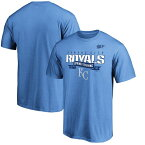 MLB カンザスシティ・ロイヤルズ Tシャツ 2020 キャンプ スプリング トレーニング ライン ドライブ ライトブルー
