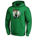 NBA ロメオ・ラングフォード ボストン・セルティックス パーカー/フーディー プレーメイカー ネーム & ナンバー プルオーバー グリーン 2