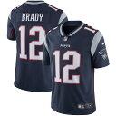 NFL トム・ブレイディ ペイトリオッツ ユニフォーム/ジャージ Vapor Untouchable Limited Player Jersey ナイキ/Nike ネイビー