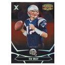 NFL トム・ブレイディ ペイトリオッツ トレーディングカード/スポーツカード 1点物 2008 ジャージ カード 81/100 Donruss